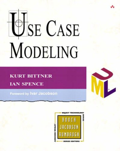 Use Case Modeling 9780201709131