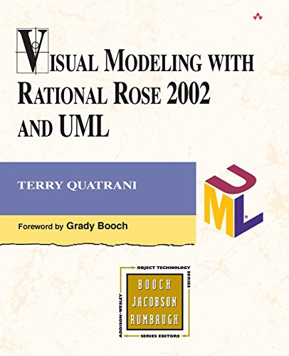 Visual Modeling with Rational Rose 2002 and UML 9780201729320