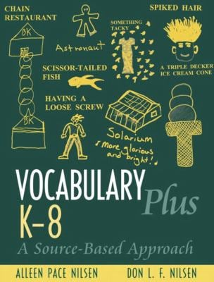 Vocabulary Plus K-8: A Source-Based Approach 9780205393183