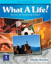 What a Life! Stories of Amazing People 1 (Beginning) 595106
