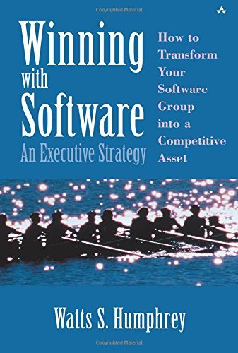 Winning with Software: An Executive Strategy 9780201776393