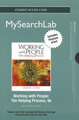 Working with People: The Helping Process 9780205152353