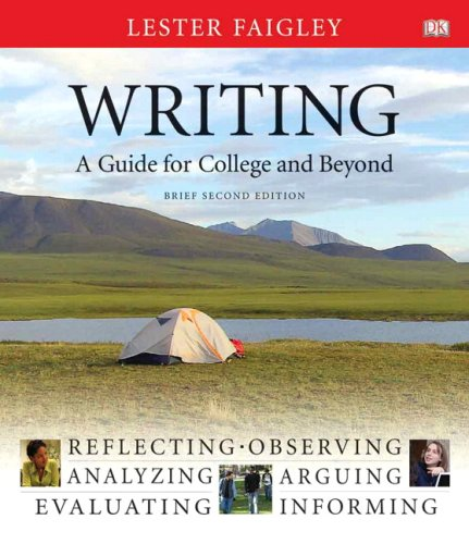Writing: A Guide for College and Beyond 9780205648696
