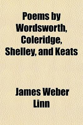 keats shelley coleridge