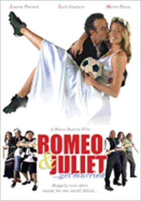 Romeo & Juliet Get Married