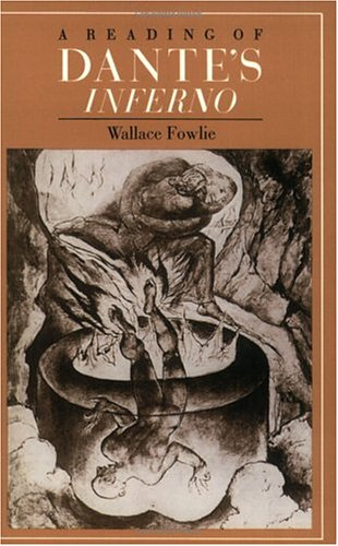 A Reading of Dante's Inferno 9780226258881