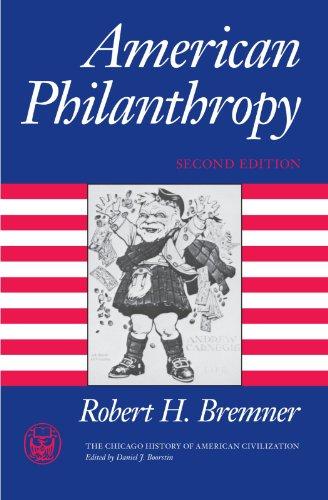 American Philanthropy 9780226073255