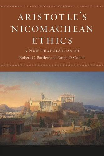 Aristotle's Nicomachean Ethics 9780226026756