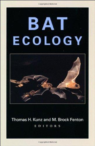 Bat Ecology 9780226462073