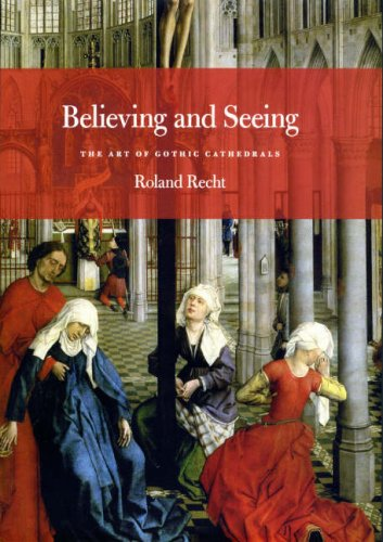 Believing and Seeing: The Art of Gothic Cathedrals 9780226706061