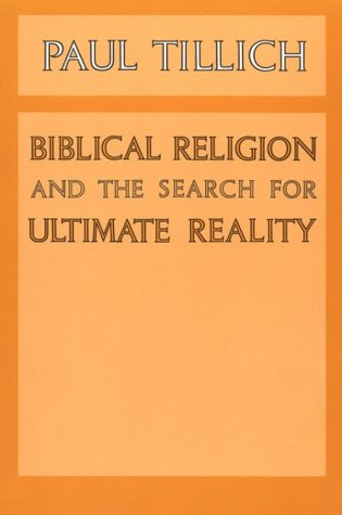 Biblical Religion and the Search for Ultimate Reality 9780226803418