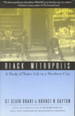Black Metropolis 9780226162348