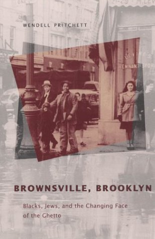 Brownsville, Brooklyn: Blacks, Jews, and the Changing Face of the Ghetto 9780226684475