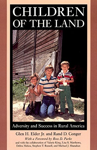 Children of the Land: Adversity and Success in Rural America 9780226202662