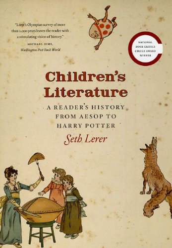 Children's Literature: A Reader's History from Aesop to Harry Potter 9780226473017