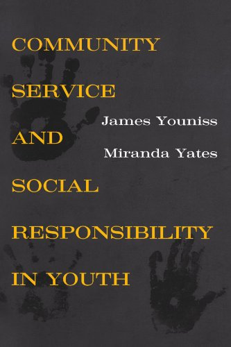 Community Service and Social Responsibility in Youth 9780226964836