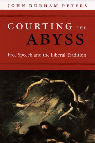 Courting the Abyss: Free Speech and the Liberal Tradition 9780226662749