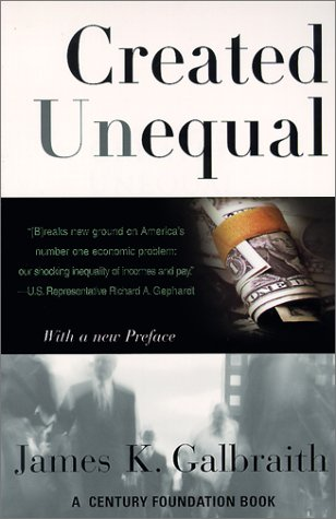 Created Unequal: The Crisis in American Pay 9780226278797