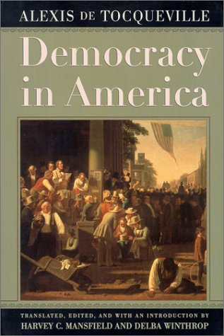 Democracy in America 9780226805320