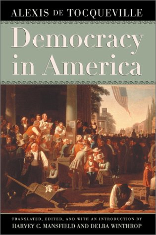 Democracy in America 9780226805368