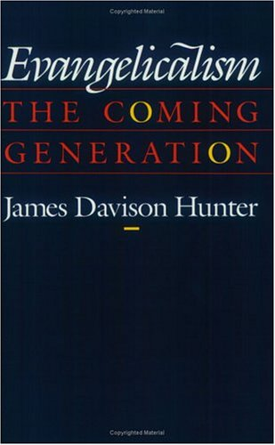 Evangelicalism: The Coming Generation 9780226360836