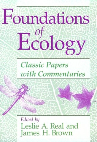 Foundations of Ecology: Classic Papers with Commentaries 9780226705941