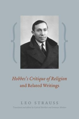 Hobbes's Critique of Religion & Related Writings 9780226776828