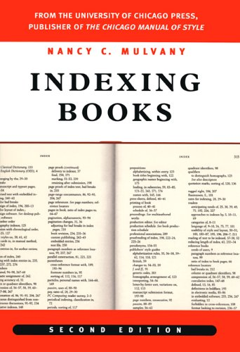 Indexing Books 9780226552767