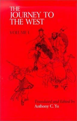 Journey to the West, Volume 1 9780226971506