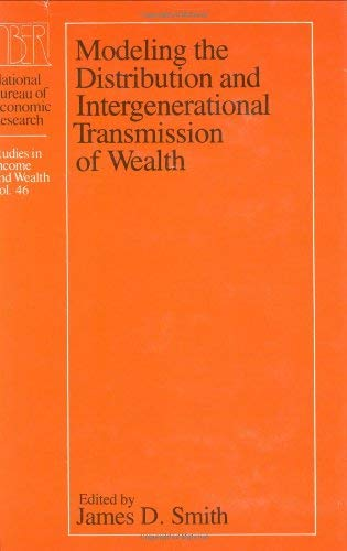 Modeling the Distribution and Intergenerational Transmission of Wealth 9780226764542