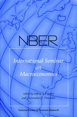 NBER International Seminar on Macroeconomics 2007