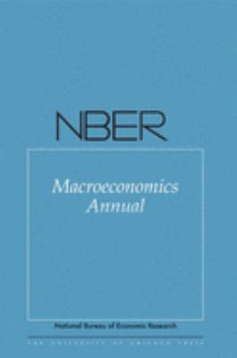 Nber Macroeconomics Annual 2011: Volume 26 9780226002163
