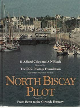 North Biscay Pilot - 4th Edition