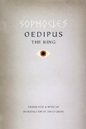 Oedipus the King 9780226768687