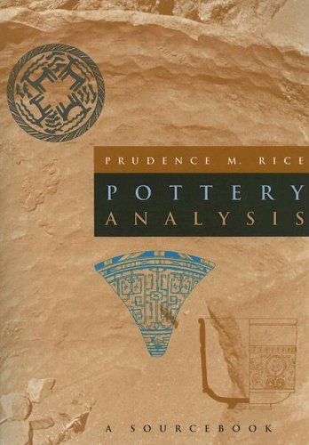 Pottery Analysis: A Sourcebook 9780226711164