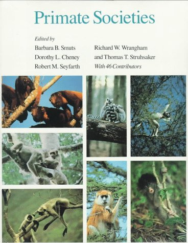 Primate Societies - 2nd Edition