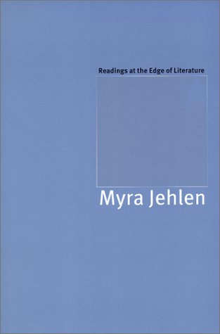 Readings at the Edge of Literature 9780226396019