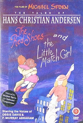 Red Shoes & the Little Match Girl