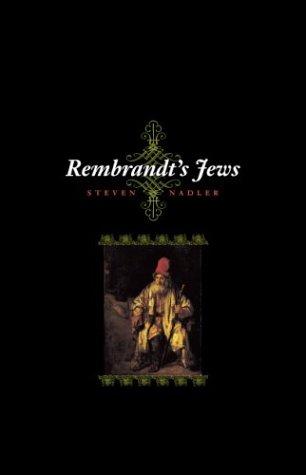 Rembrandt's Jews 9780226567365