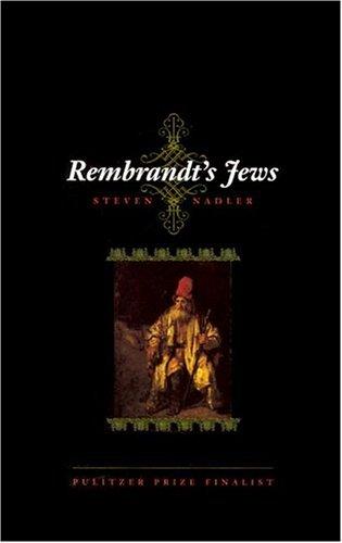 Rembrandt's Jews 9780226567372