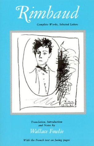 Rimbaud: Complete Works, Selected Letters 9780226719733