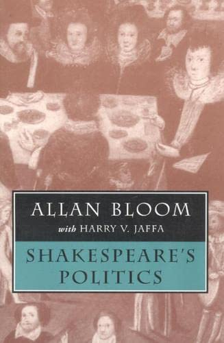 Shakespeare's Politics 9780226060415