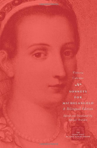 Sonnets for Michelangelo: A Bilingual Edition 9780226113920