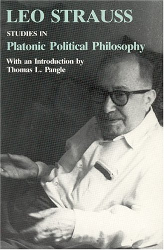 Studies in Platonic Political Philosophy 9780226777009