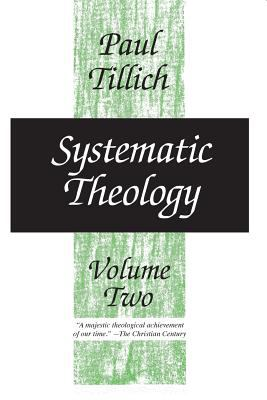 Systematic Theology, Volume 2 9780226803388