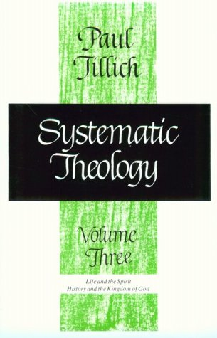 Systematic Theology, Volume 3 9780226803395