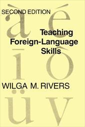 Teaching Foreign-Language Skills