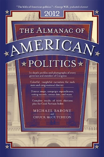 The Almanac of American Politics 9780226038087