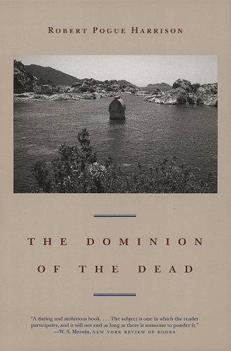 The Dominion of the Dead 9780226317939