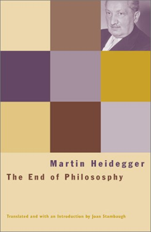The End of Philosophy 9780226323831
